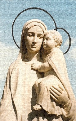 Image of Our Lady of Mt Carmel
