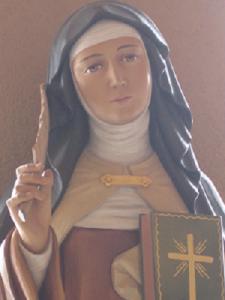 Image of St Teresa of Jesus